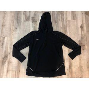 Nike men's athletic half zip sweatshirt